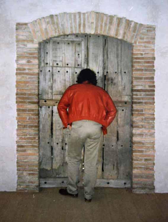 Frank Zweegers - Duchamp deur