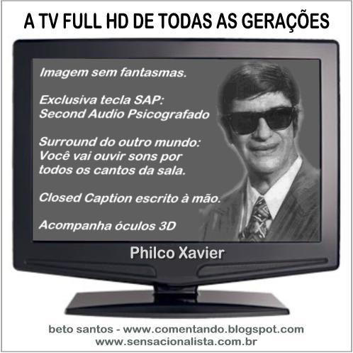 tv philco xavier